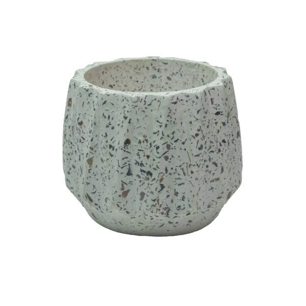 dholki concrete pot